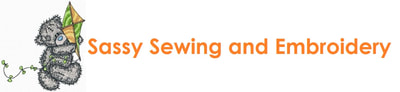 Sassy Sewing and Embroidery